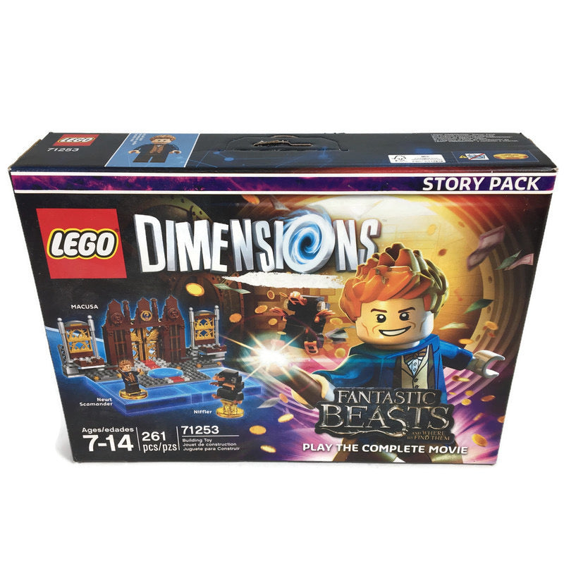 Lego Dimensions Fantastic Beasts Story Pack 71253