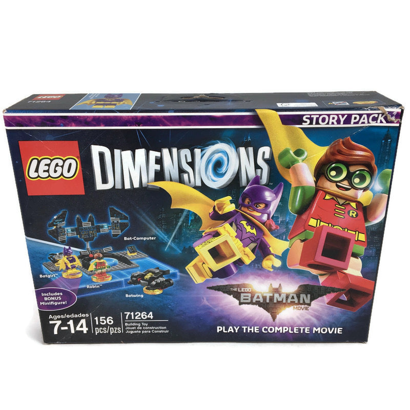 Lego Dimensions The Lego Batman Movie Story Pack 71264