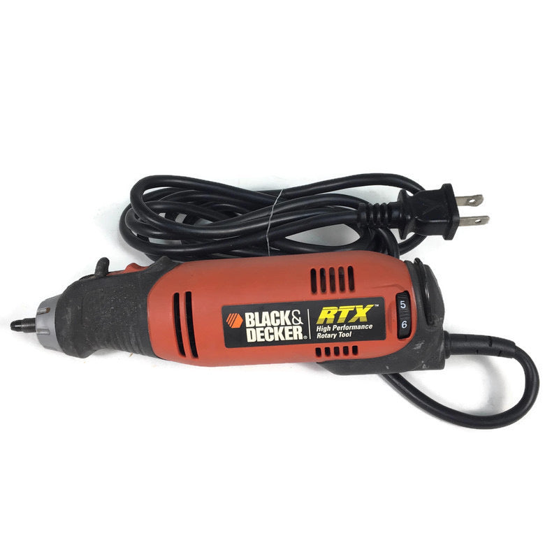 Black & Decker RTX High Performance 6 Speed Rotary Tool