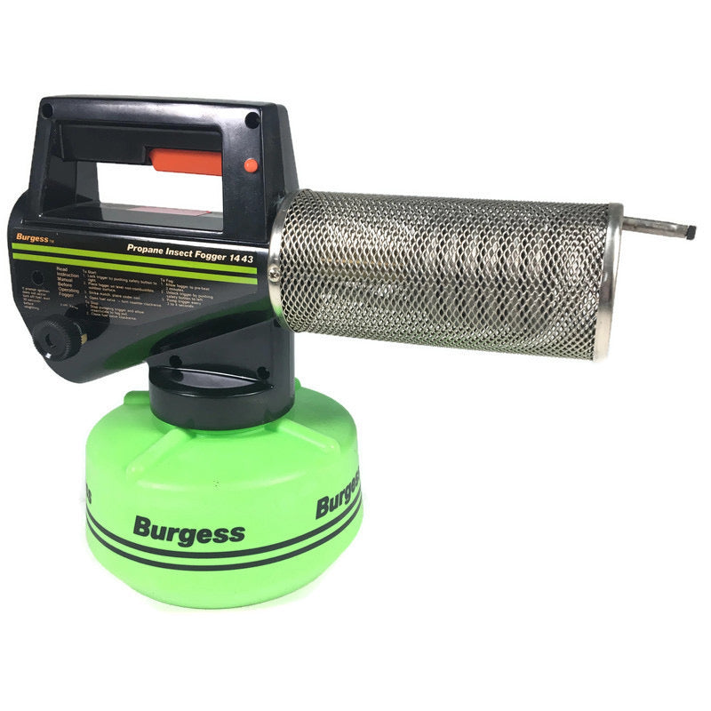 Burgess Portable Propane Mosquito Insect Bug Killer Fogger 1443