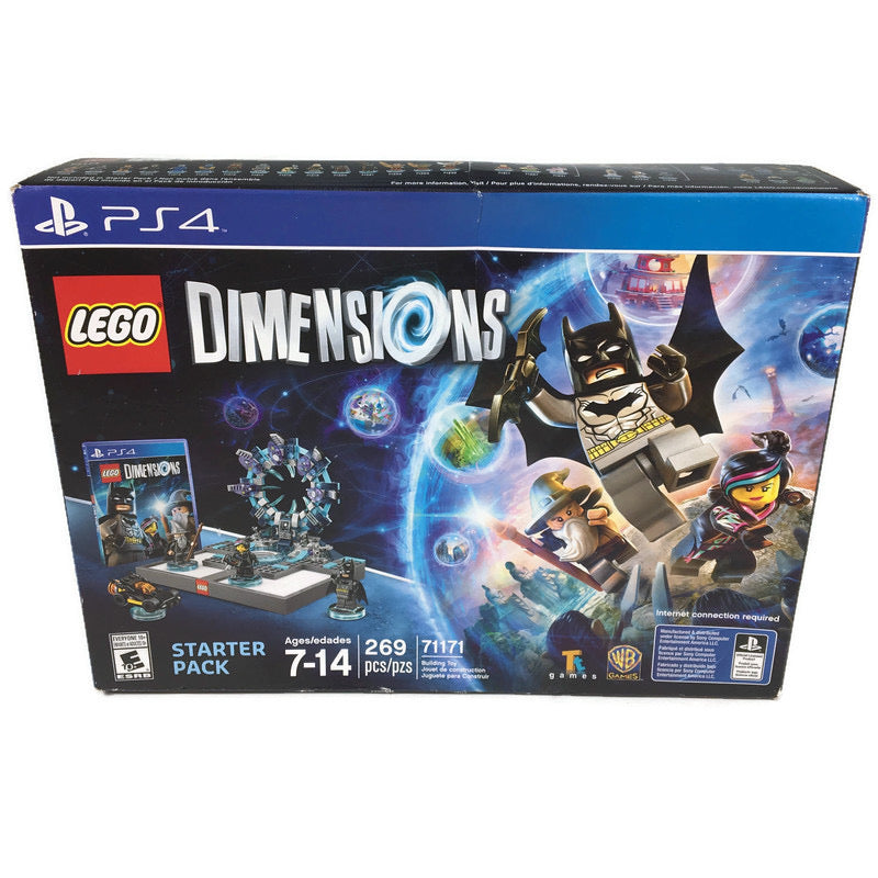 Lego Dimensions Starter Pack 71171 Sony Playstation 4 PS4