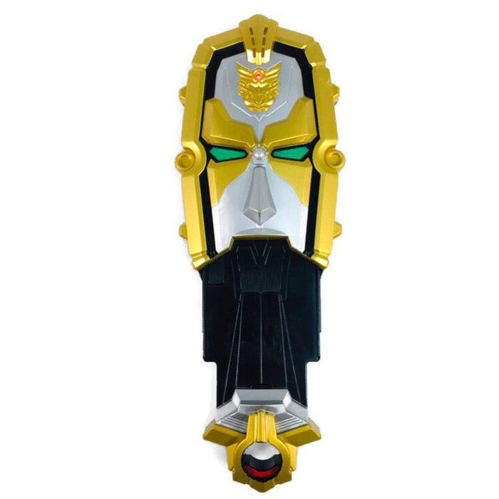 Power Rangers Megaforce Role Play Deluxe Gosei Morpher Head Card Holder
