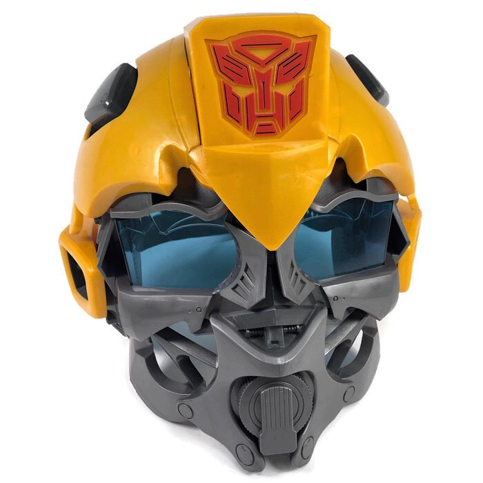 Bumble Bee Transformers Talking Voice Changer Helmet Mask