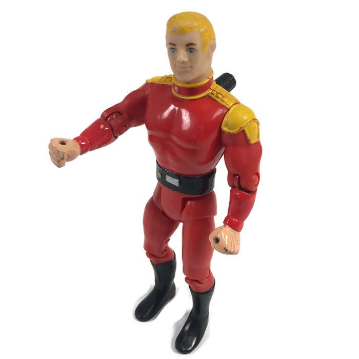 "Flash Gordon Defenders Of The Earth 5"" Toy Action Figure"