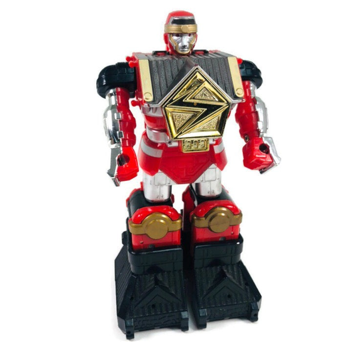 Mighty Morphin Power Rangers Shogun Megazord 1995 Bandai Red Body Chest Only
