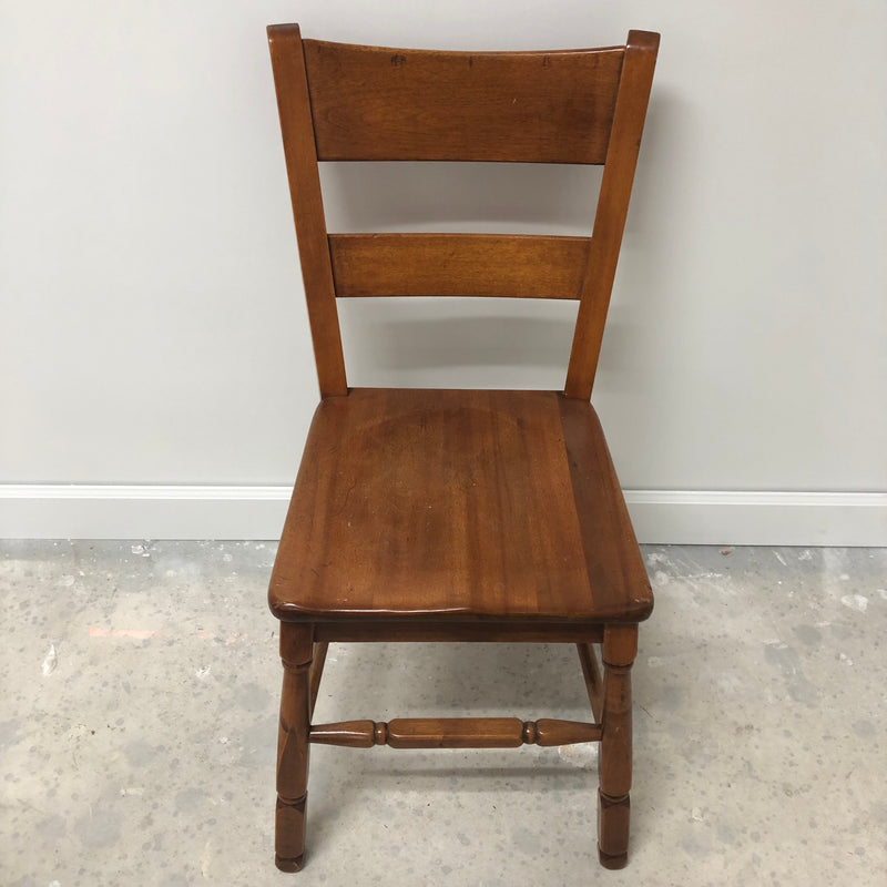 Maple Small Light Brown Chair