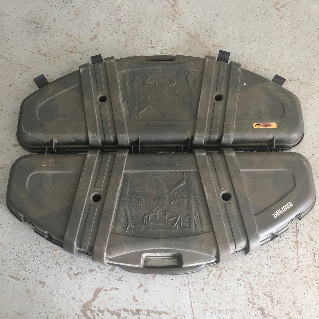 Plano Protector Series PillarLock Compound Bow & Arrow Case Model 1111