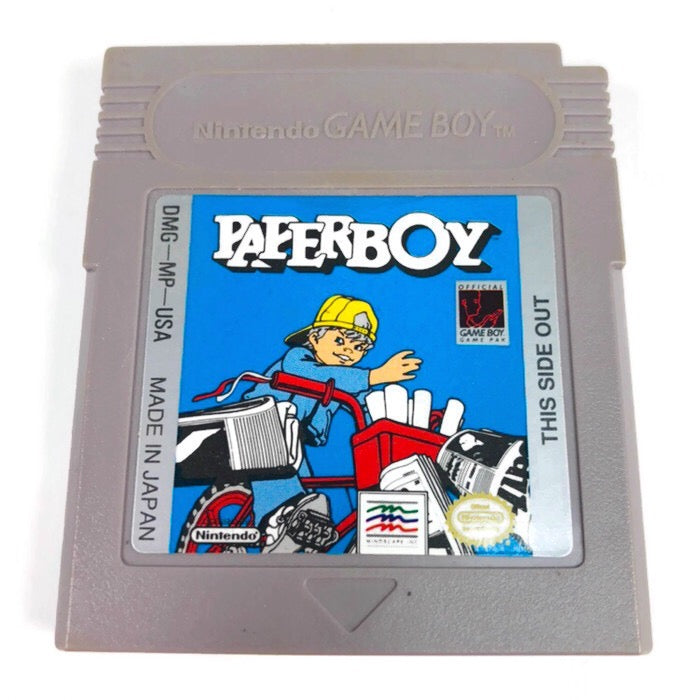 Paperboy Nintendo Game Boy GB
