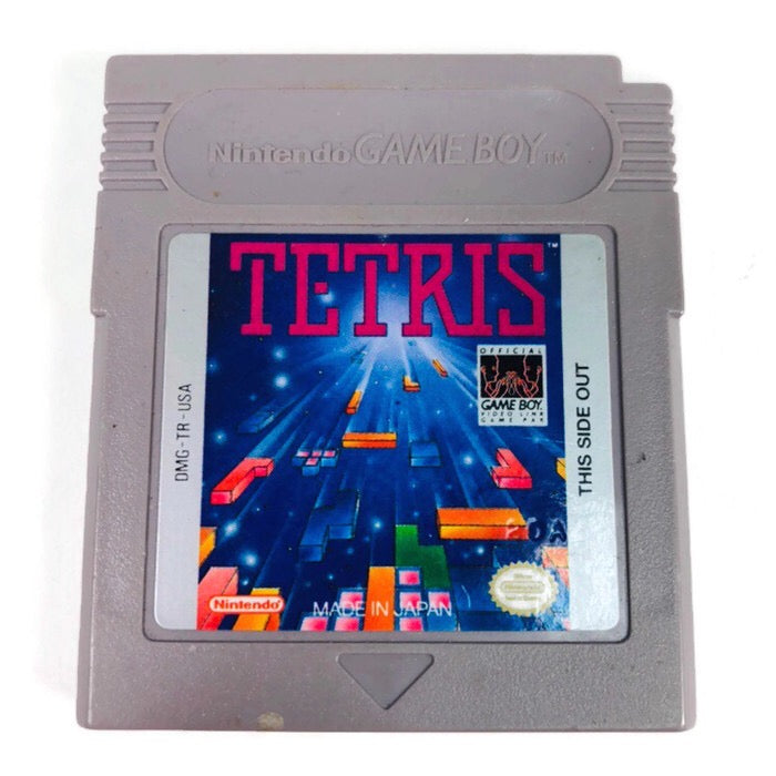 Tetris Nintendo Game Boy GB