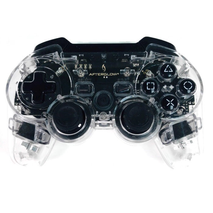 Afterglow Wireless Playstation 3 PS3 Controller 064-015TGAP