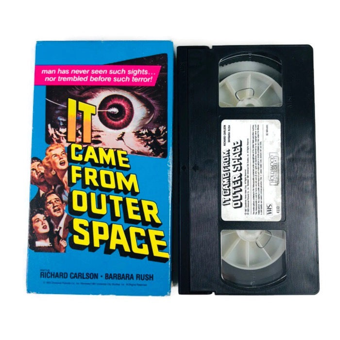 It Came From Outer Space VHS