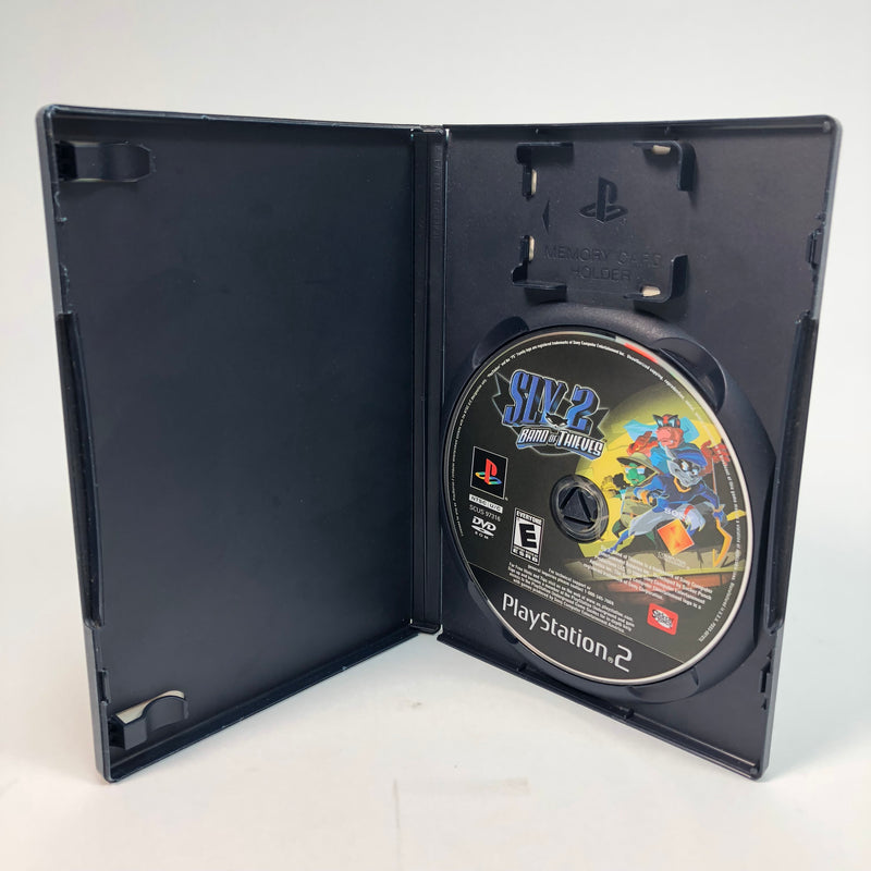Sly 2 Band Of Thieves Sony Playstation 2 PS2