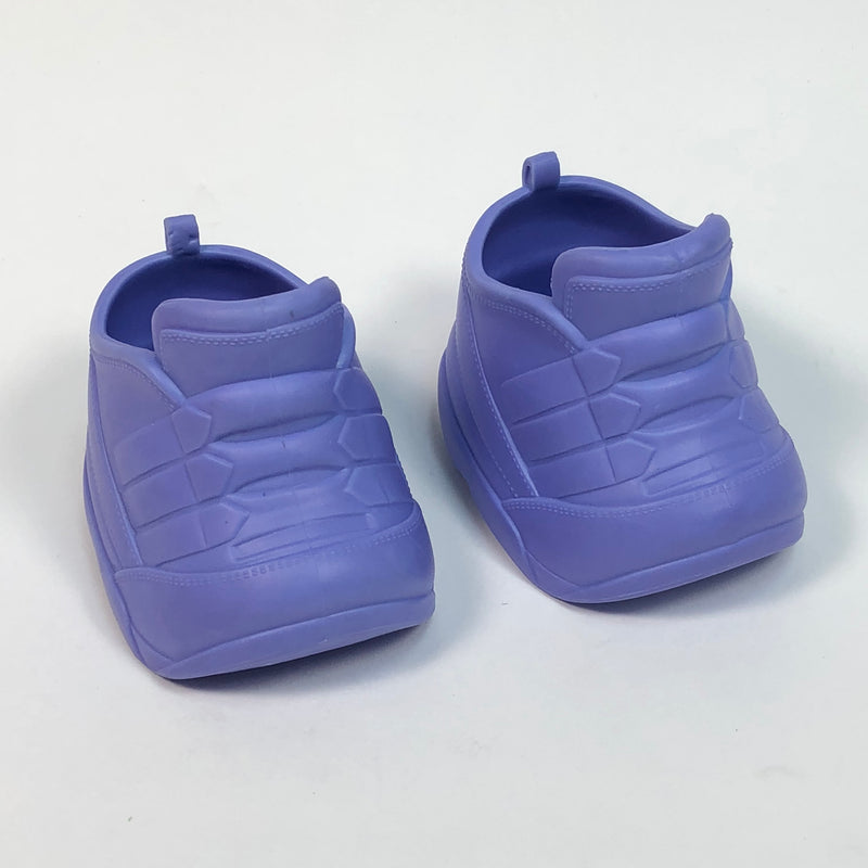 Cabbage Patch Kids CPK Purple Shoes