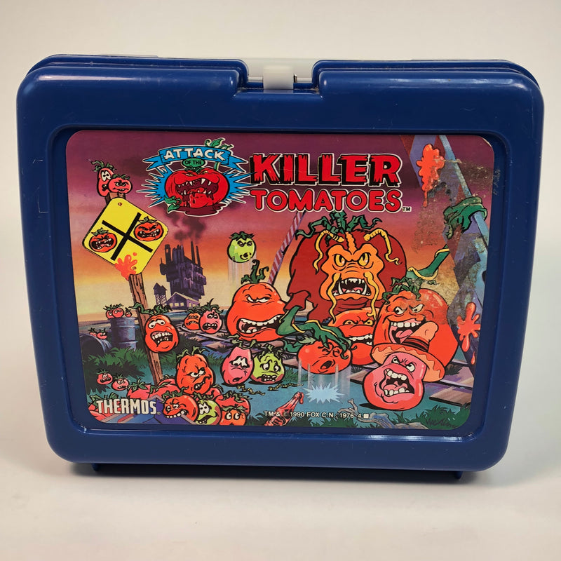 Attack Of The Killer Tomatoes Thermos Lunchbox NO THERMOS