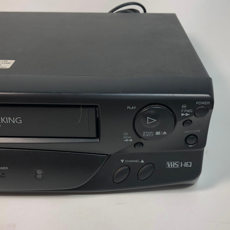 ORION Video Cassette Recorder System VR0212 VCR VHS 4-Head Player