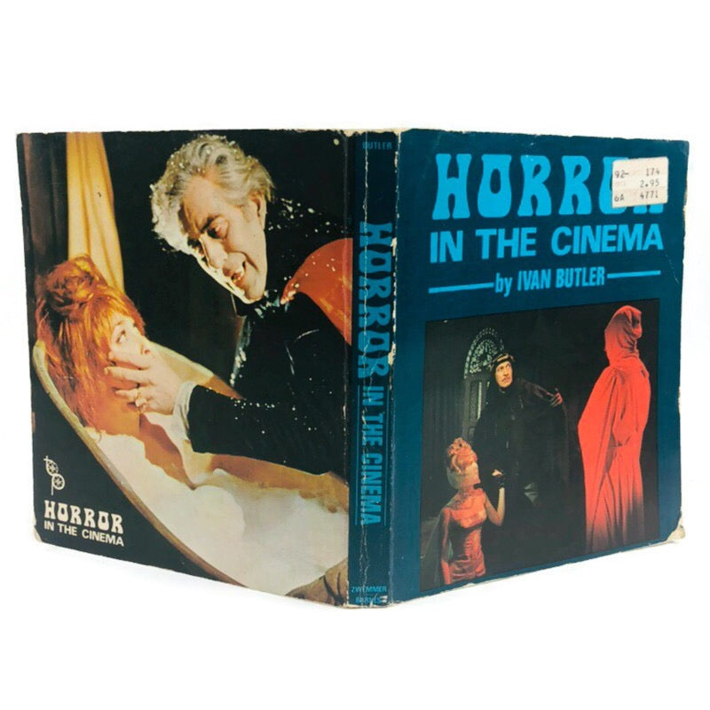 Horror In The Cinema Ivan Butler Book