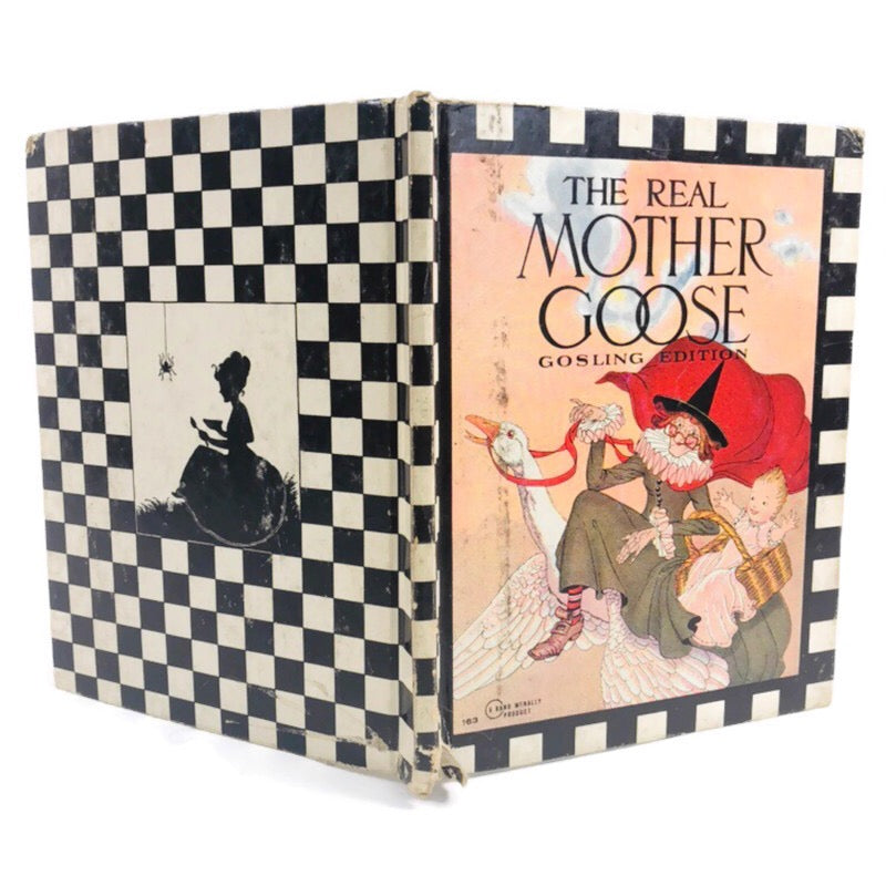 The Real Mother Goose Gosling Edition Book