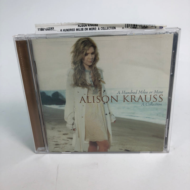 A Hundred Miles Or More Alison Krauss A Collection CD Complete