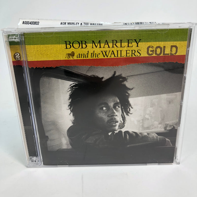 Bob Marley And The Wailers Gold 2 Disc CD Complete