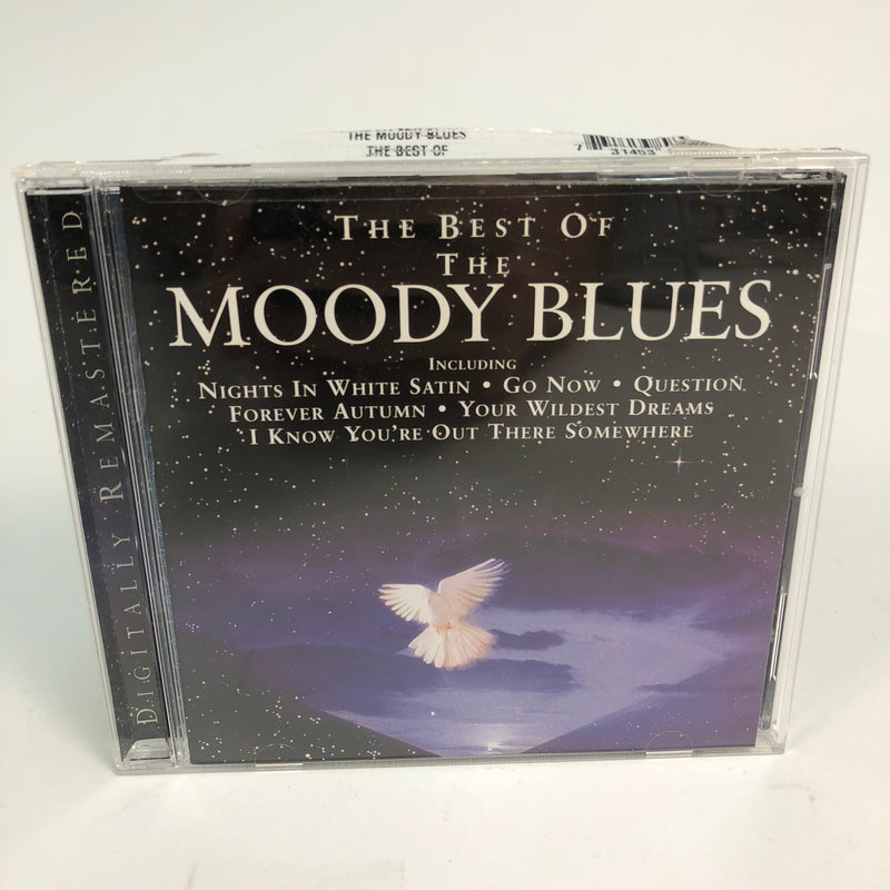 The Best Of The Moody Blue Digitally Remastered CD Complete