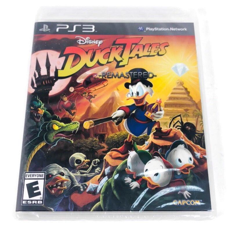 Ducktales Remastered Sony Playstation 3 PS3