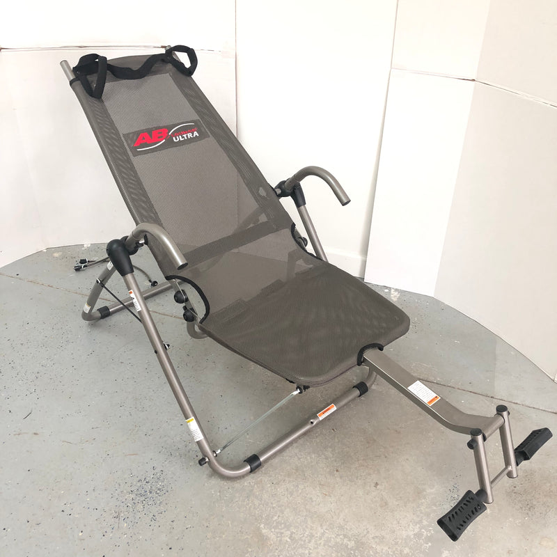 Ab Lounge Ultra Abdominal Core Excercise Workout Chair