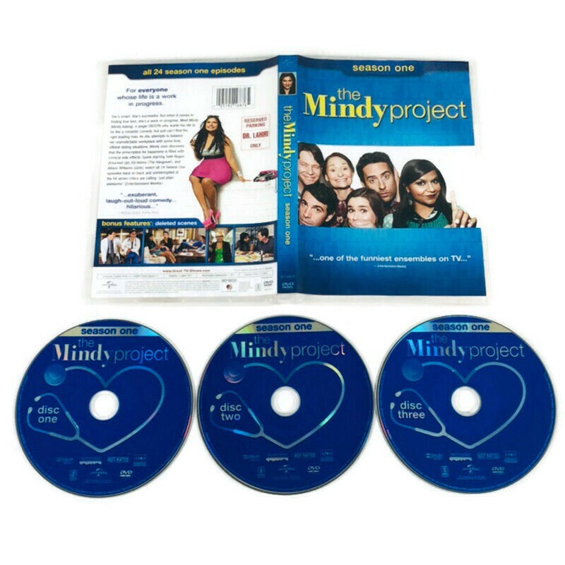 The Mindy Project Season One DVD