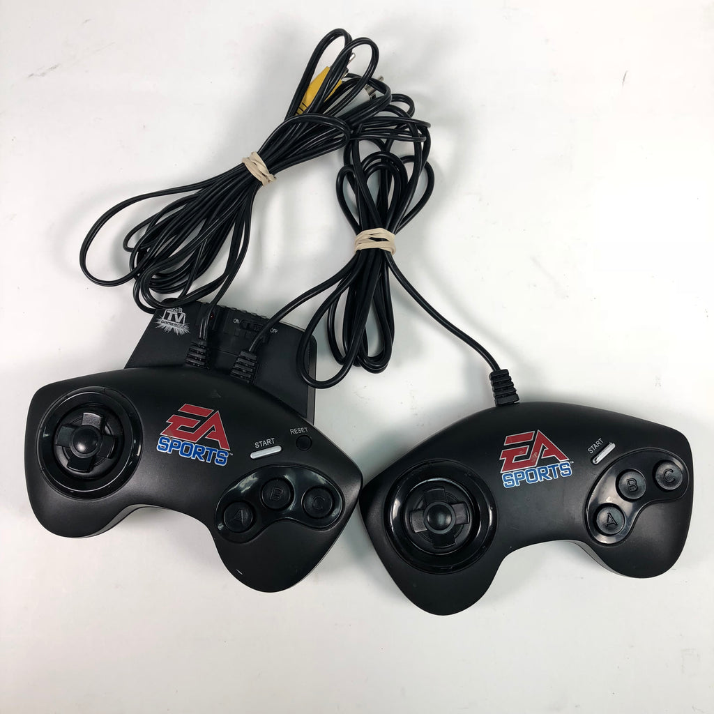 EA Sports Plug it in & Play TV Games 2 Player Controllers