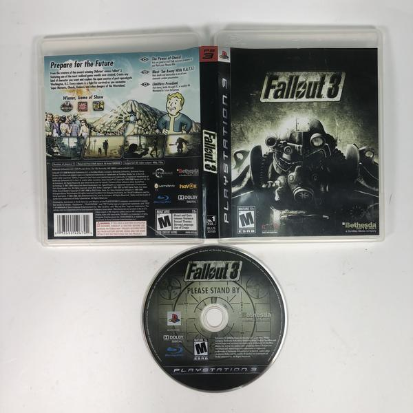 Fallout 3 Sony Playstation 3 PS3