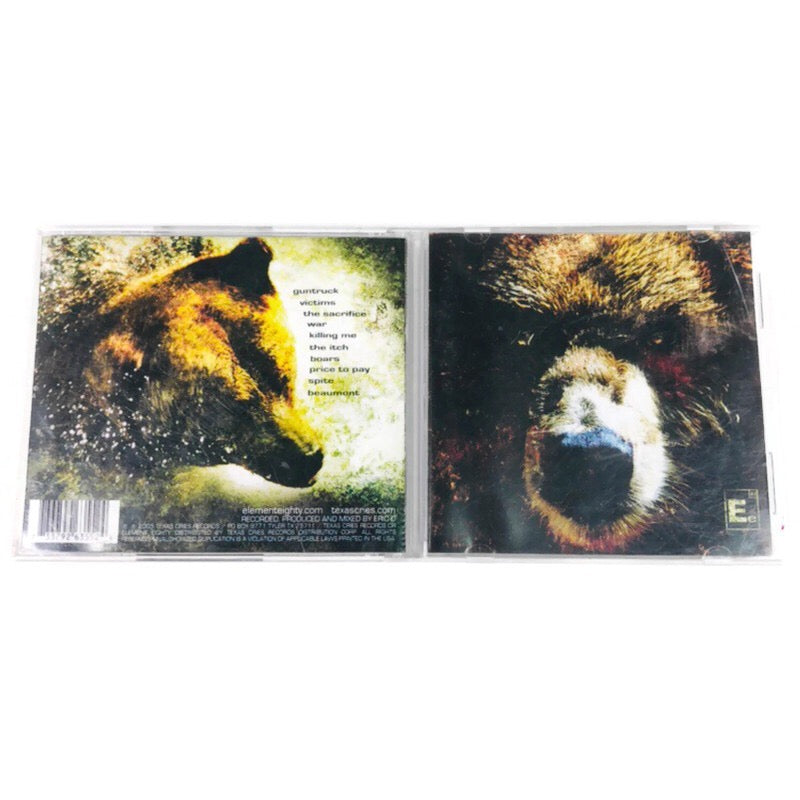 The Bear Element Eighty NO CD