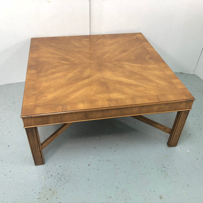 "36"" Solid Wood Coffee Table"