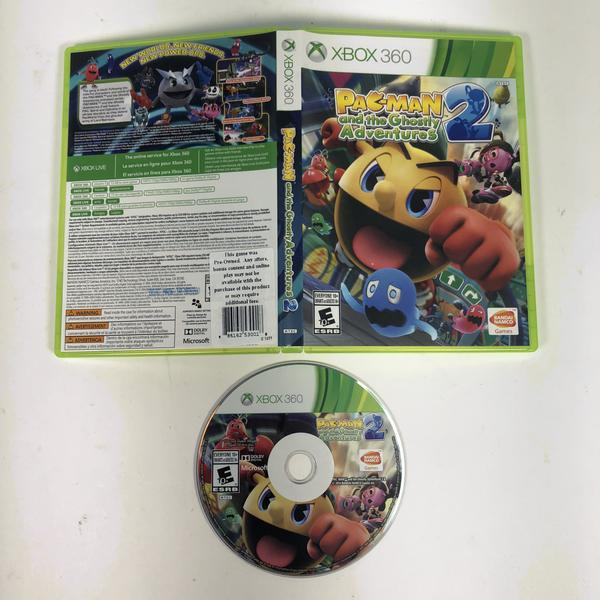 Pac-Man And The Ghostly Adventures 2 Microsoft Xbox 360