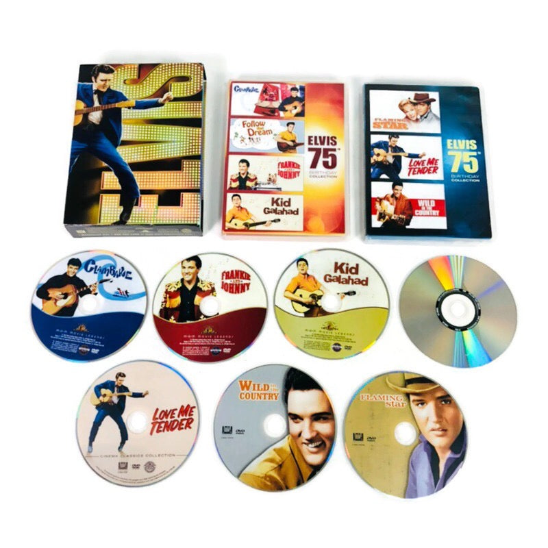 Elvis Presley 75th Birthday Collection DVD