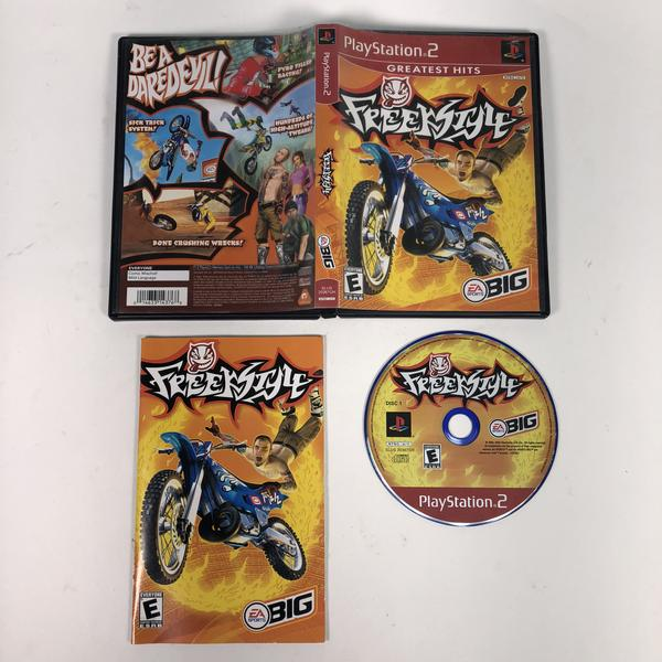 Freekstyle Greatest Hits Sony Playstation 2 PS2