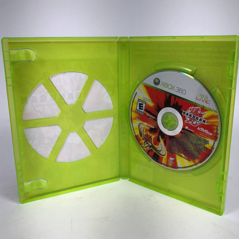 Bakugan Battle Brawlers Microsoft Xbox 360