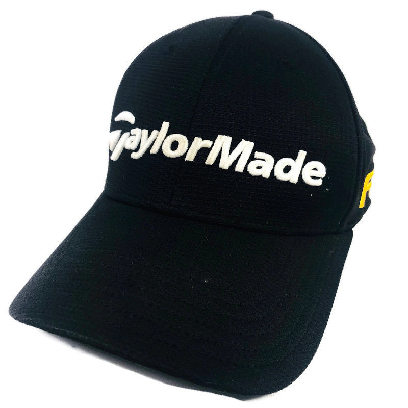 Taylor Made R9 Black Adjustable Hat