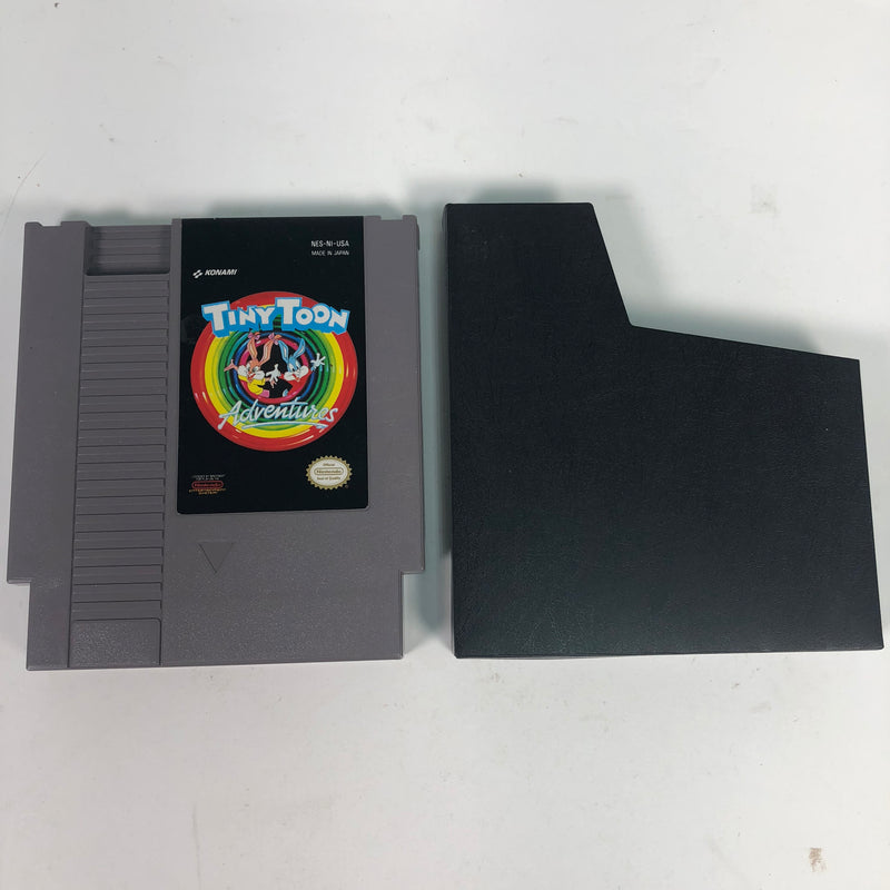 Tiny Toon Adventures Nintendo NES w/ Sleeve