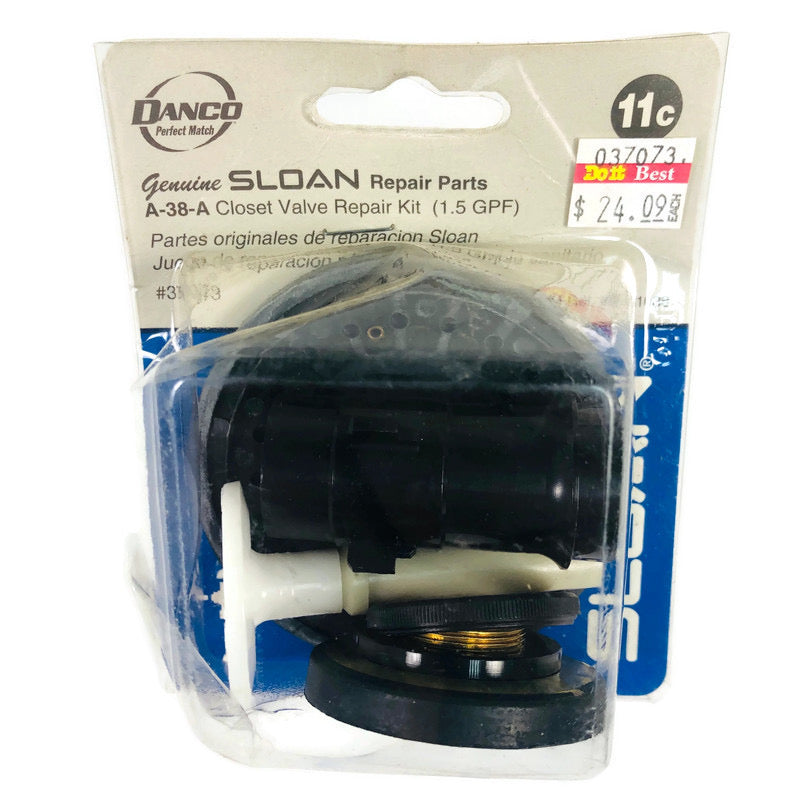 Sloan A-38-A Closet Valve Repair Kit (1.5GPF)