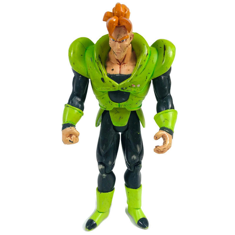 "Android 16 Dragon Ball Z DBZ Irwin 6"" Action Figure"