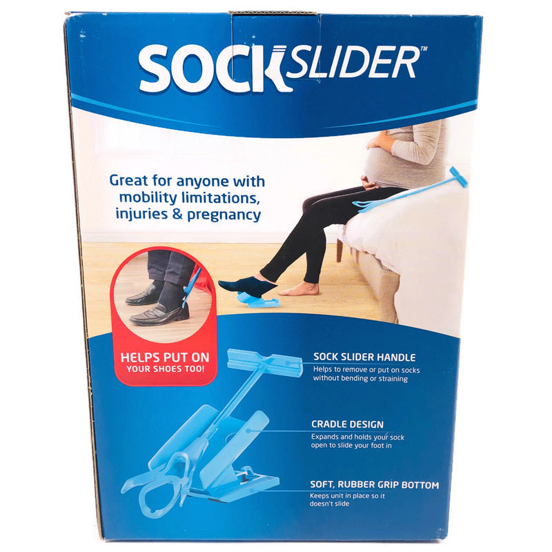 Sock Aid Shoe Sock Slider As Seen On TV