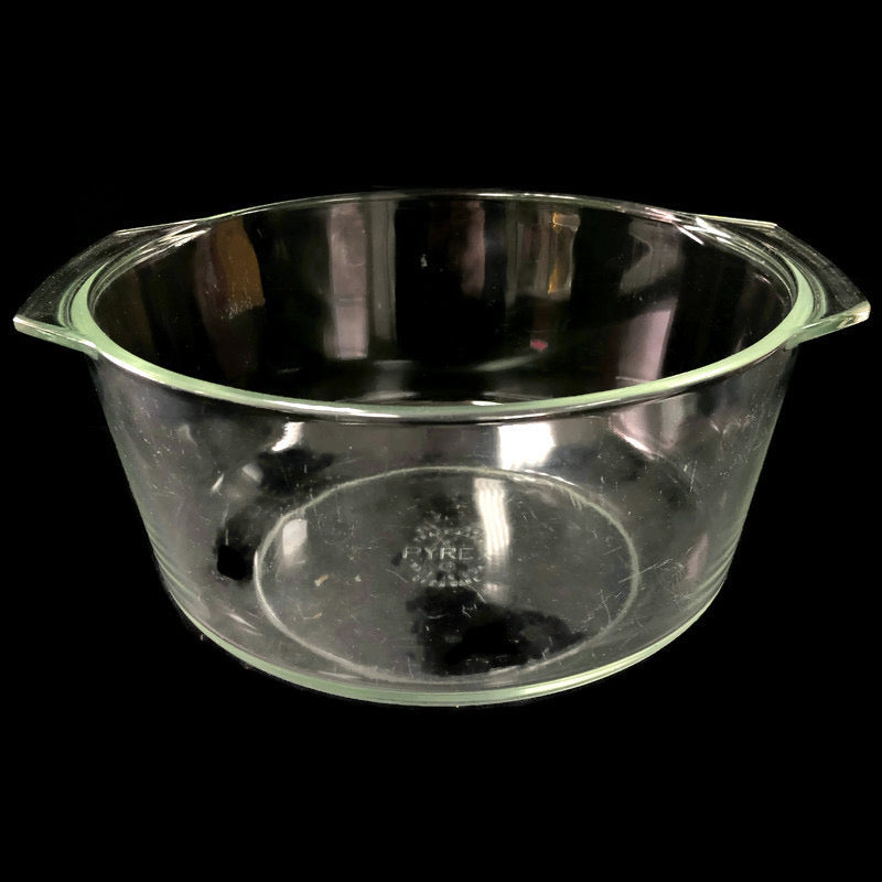 Pyrex Clear Glass 3 Qt Baking Bowl 344
