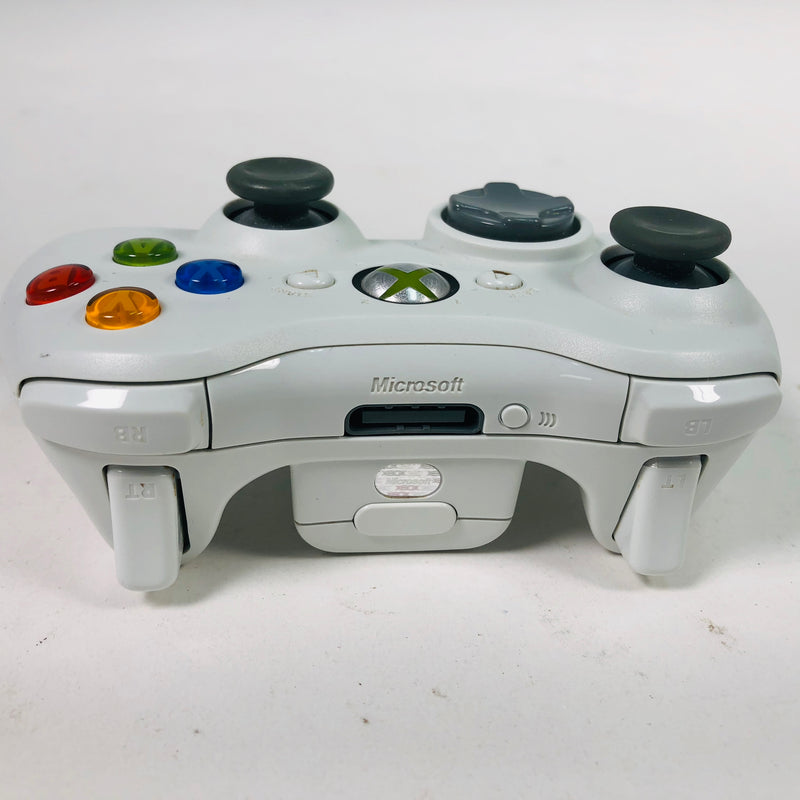Microsoft Xbox 360 White Core 20 GB Console System Bundle w/ Box & Game