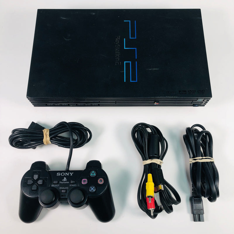 Sony Playstation 2 PS2 Fat System SCPH-39001 Console