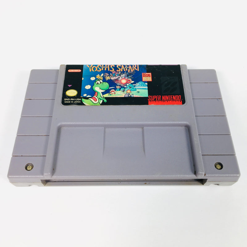 Yoshis Safari Super Nintendo Entertainment System SNES