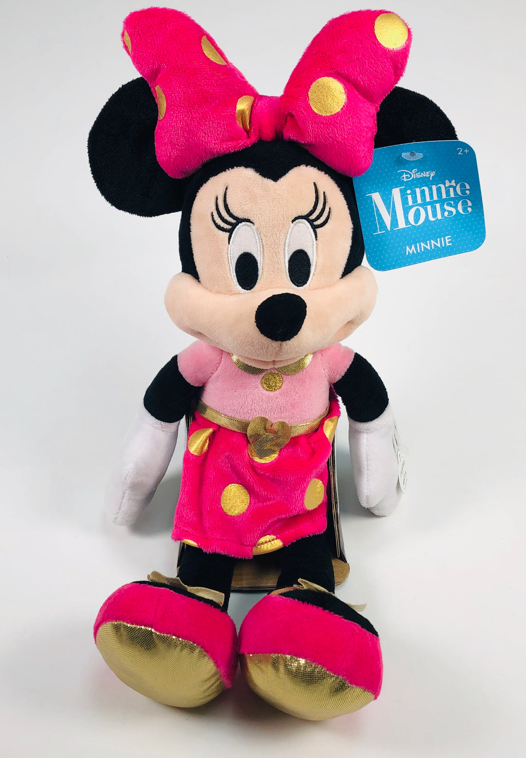 Disney Minnie Mouse Just Play Macys Exclusive Plush Doll Toy