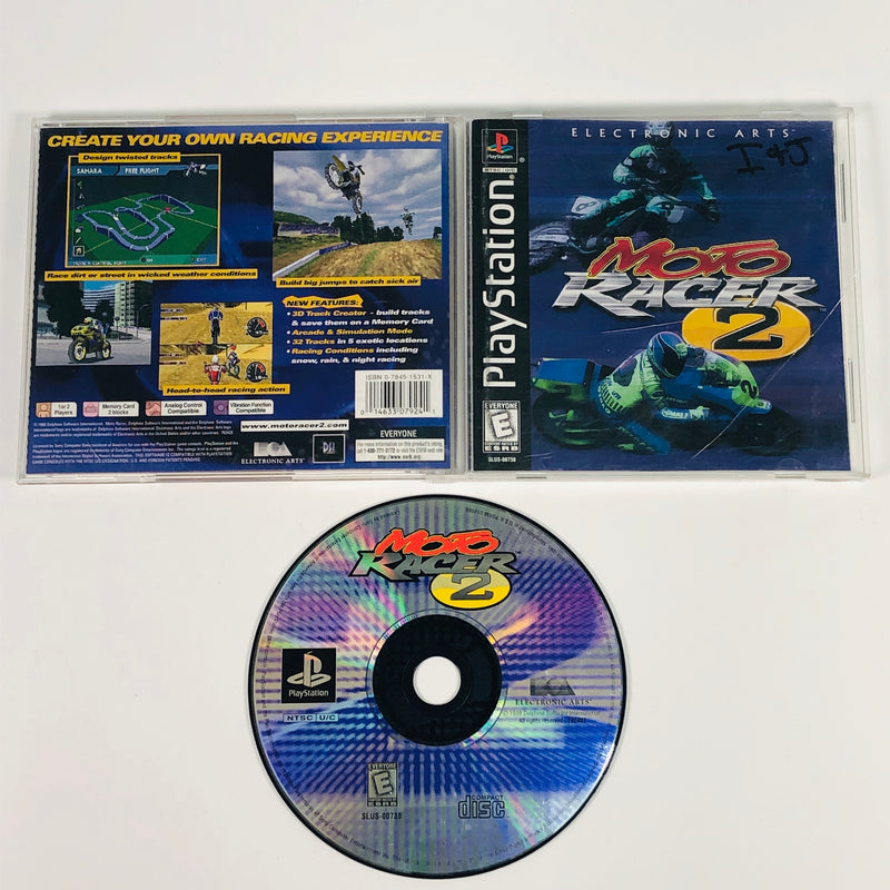 Moto Racer 2 Sony Playstation 1 PS1