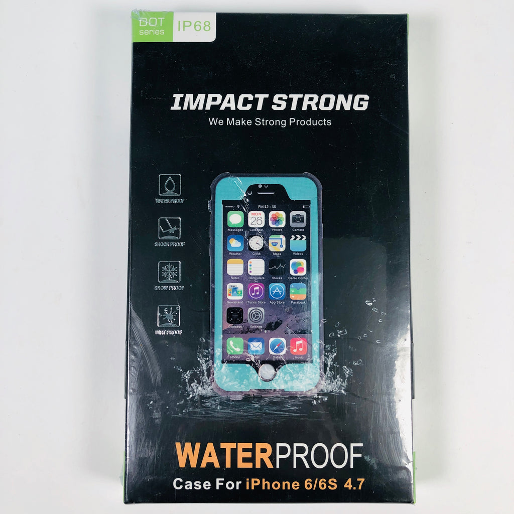 Impact Strong Waterproof iPhone 6/6s Case