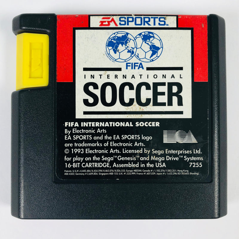 Fifa International Soccer Sega Genesis