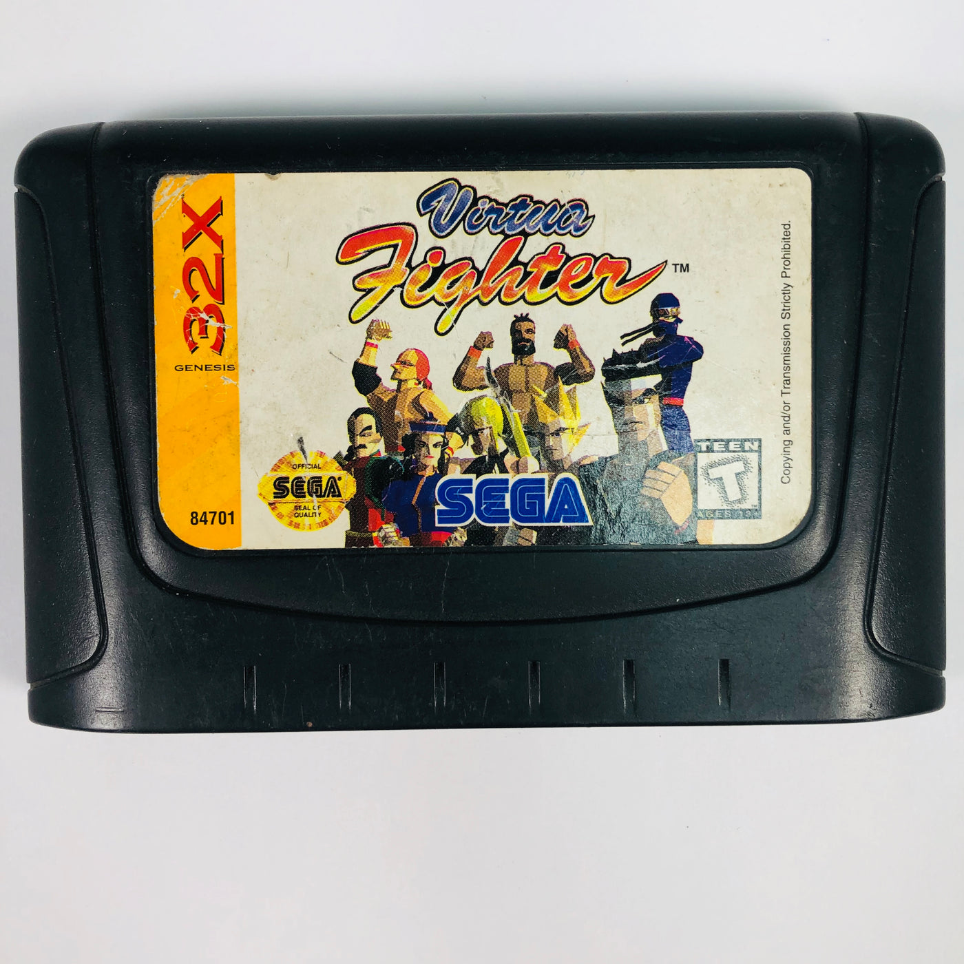 Virtua Fighter Sega 32X