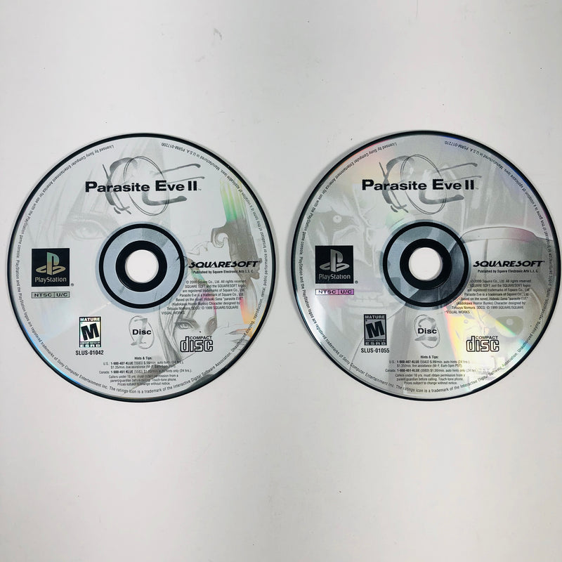 Parasite Eve II Sony Playstation 1 PS1
